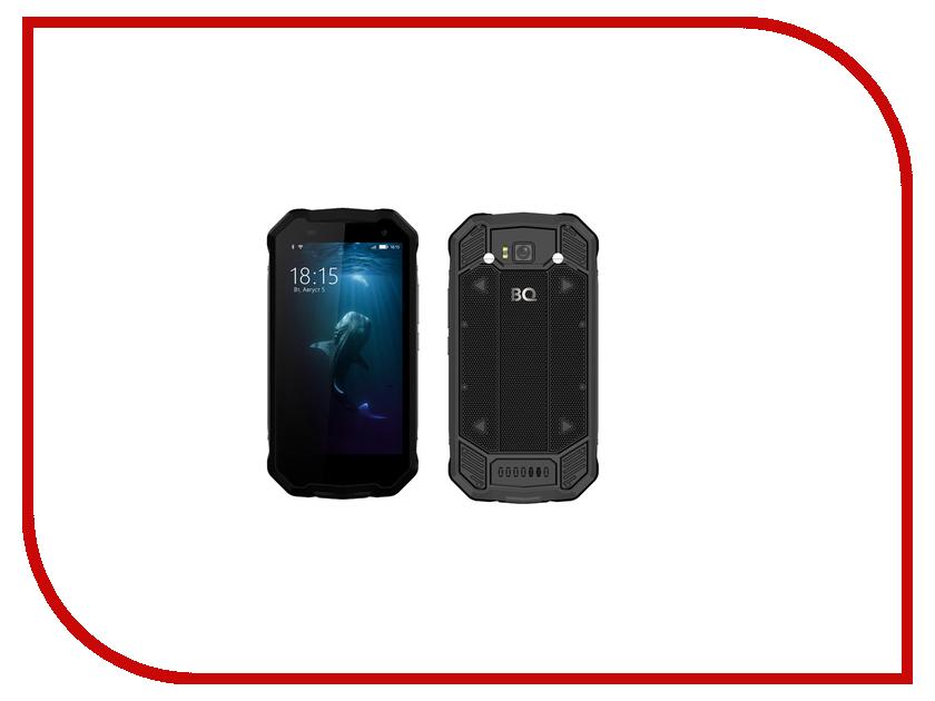 Сотовый телефон BQ 5033 Shark Black сотовый телефон archos sense 55dc 503438