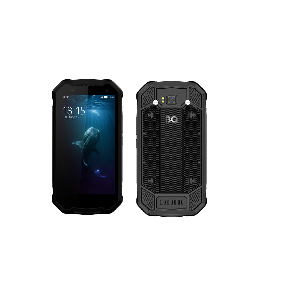 Сотовый телефон BQ 5033 Shark Black