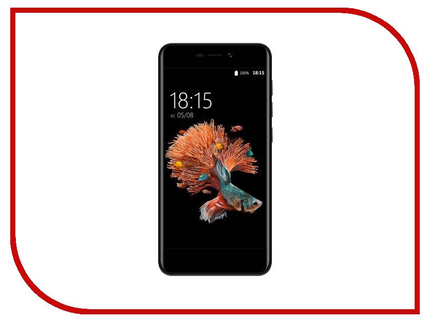 Сотовый телефон BQ 5037 Strike Power 4G Black мобильный телефон lenovo k3 note k50 t5 16g 4g