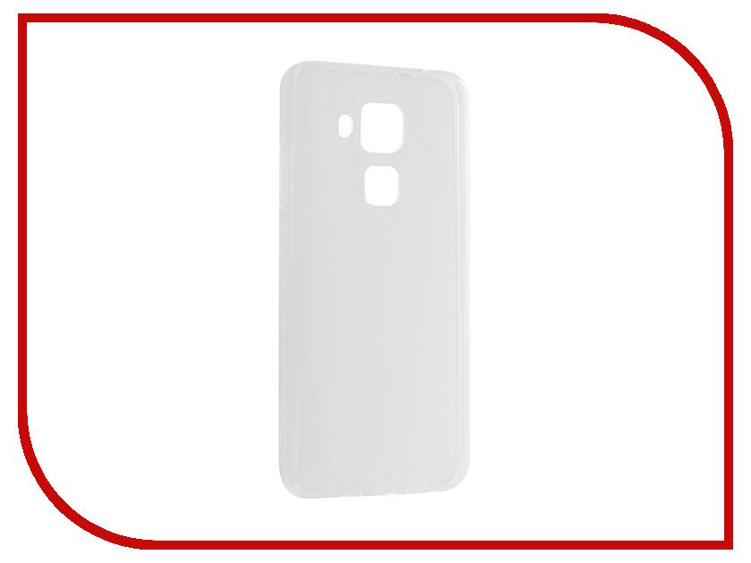 Аксессуар Чехол Huawei Nova Plus Aksberry Silicone 0.3mm Transparent аксессуар защитное стекло huawei nova aksberry