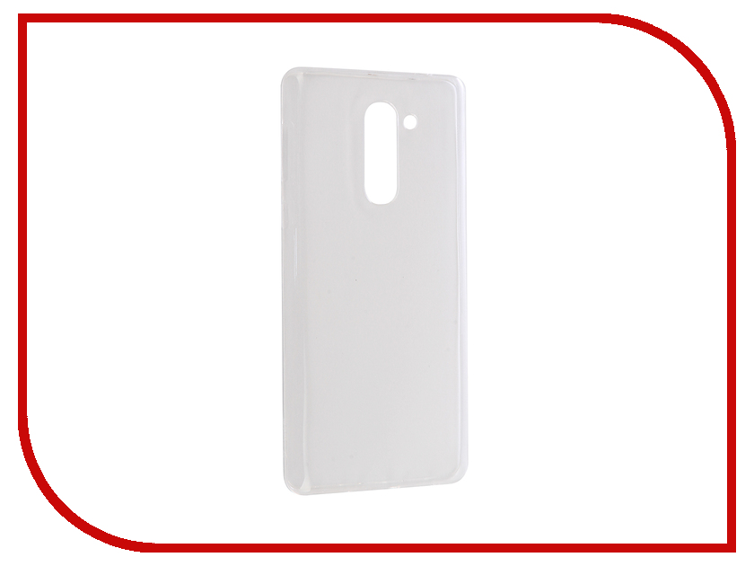Аксессуар Чехол Huawei Honor 6X Aksberry Silicone 0.3mm Transparent huawei honor u8860 в новосибирске