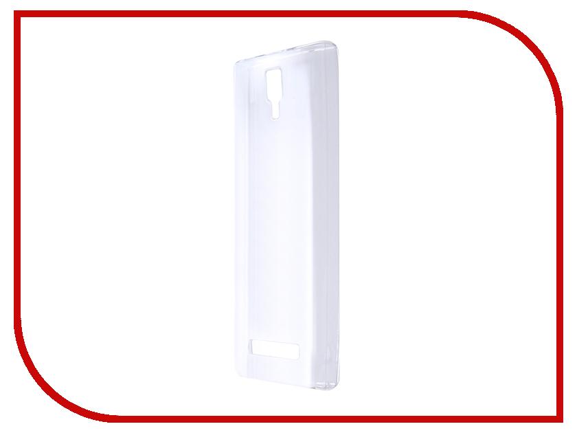 Аксессуар Чехол Micromax Q413 Aksberry Silicone 0.33mm Transparent аксессуар чехол micromax q334 aksberry silicone transparent 0 33mm