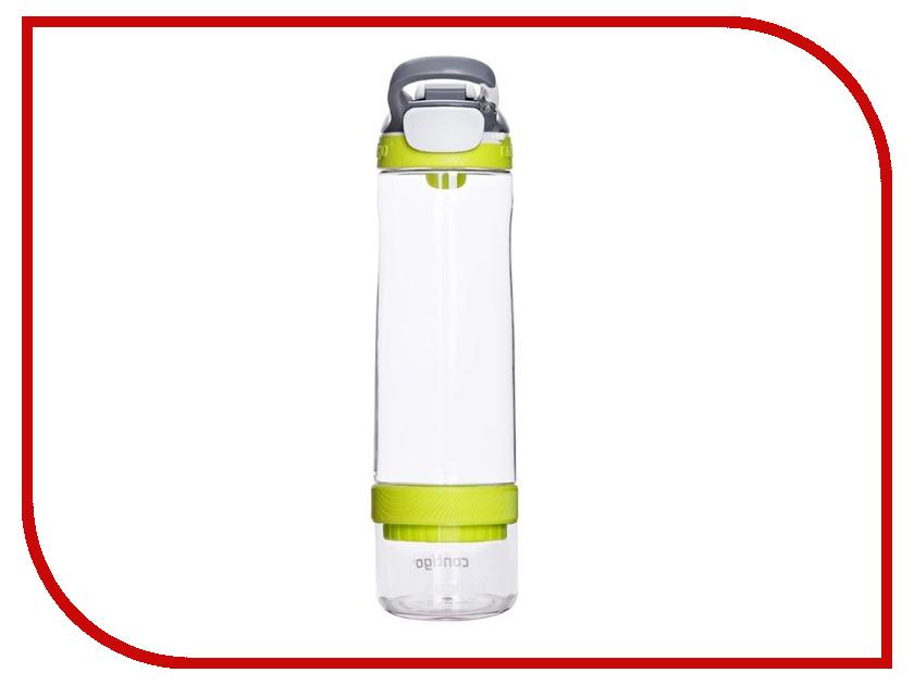 Бутылка Contigo Cortland Infuser 750 White-Light Green contigo0670