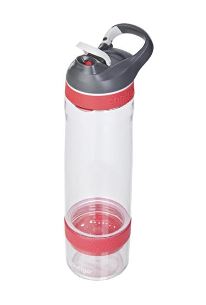 Бутылка Contigo Cortland Infuser 750 White-Pink 7421.50 / contigo0672