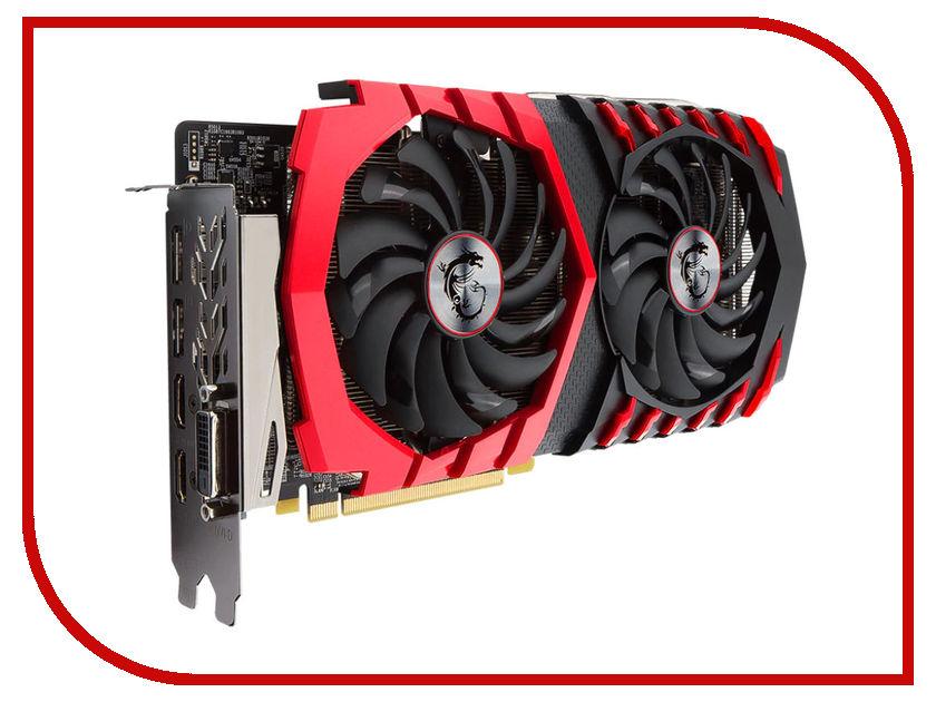 Видеокарта MSI Radeon RX 570 1281Mhz PCI-E 3.0 4096Mb 7000Mhz 256 bit DVI 2xHDMI HDCP RX 570 GAMING X 4G yamaha rx v675 купить