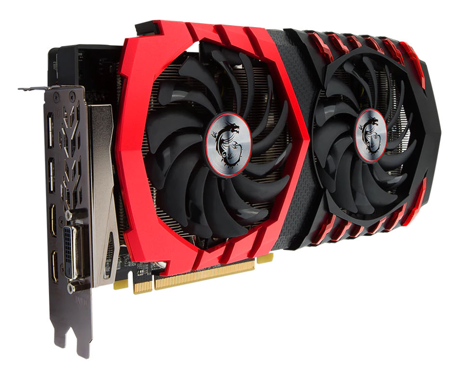 Видеокарта MSI Radeon RX 580 1380Mhz PCI-E 3.0 4096Mb 7000Mhz 256 bit DVI 2xHDMI HDCP RX 580 GAMING X 4G new original for msi gtx970 gaming 4g gtx970 gaming 4g100e edition graphics card fan with heat sink