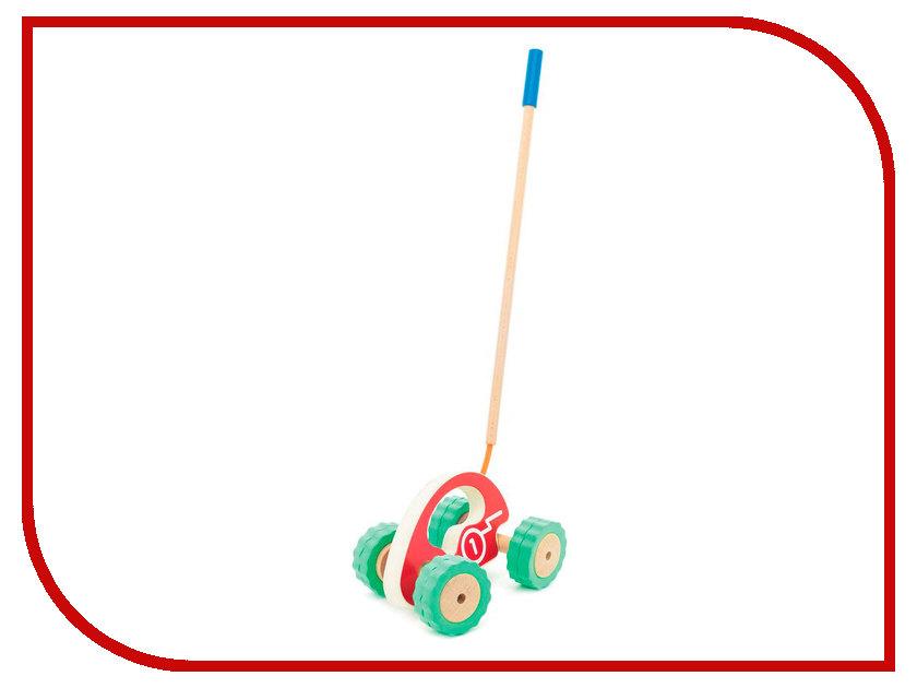 Игрушка Мир деревянных игрушек Каталка-машина Д398