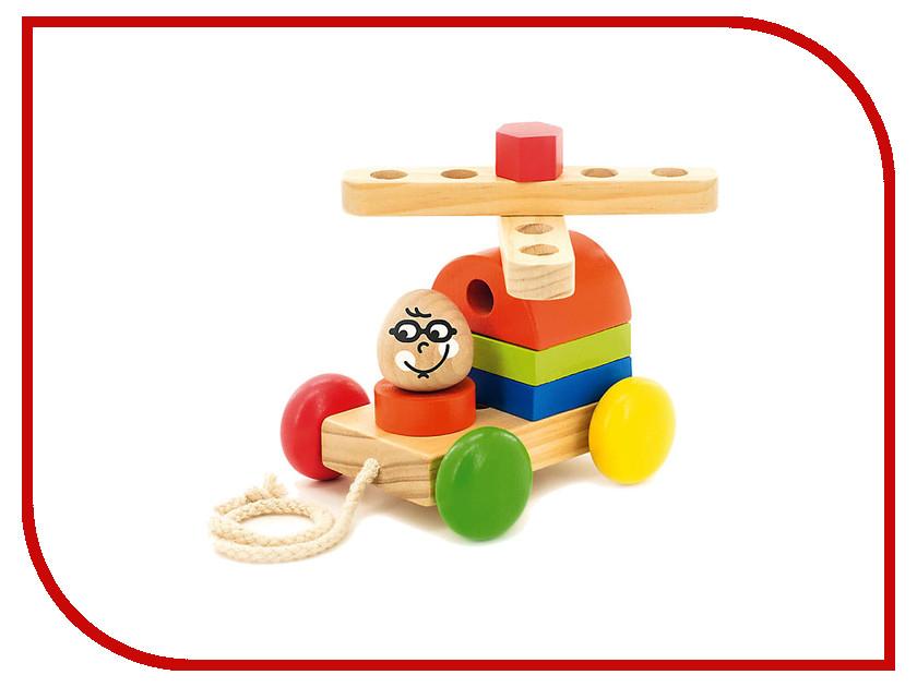 Игрушка Конструктор Мир деревянных игрушек Вертолет Д399 мир деревянных игрушек цирк