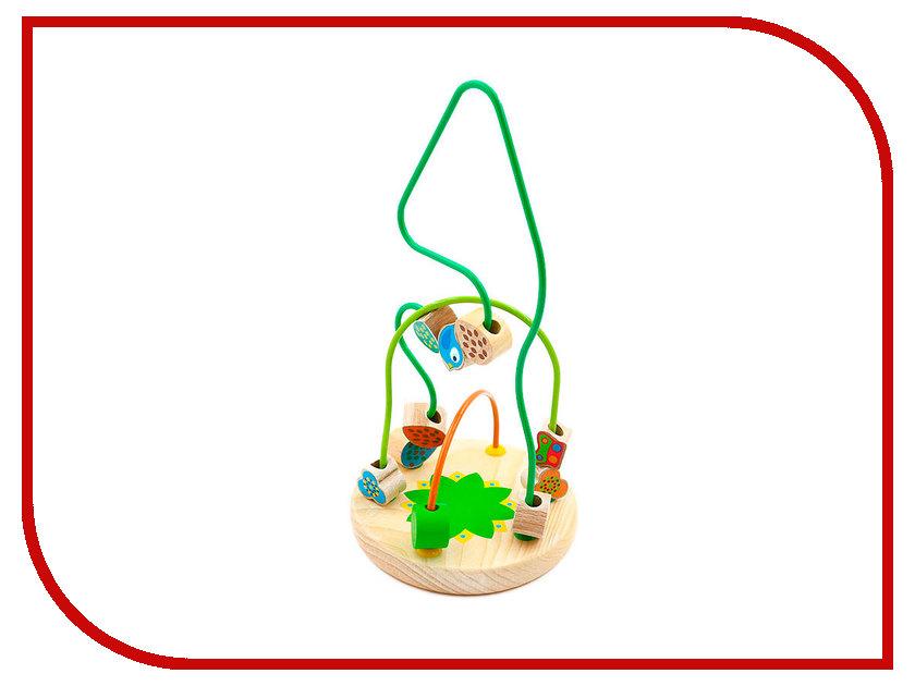 Игрушка Мир деревянных игрушек Лабиринт Чудо-дерево Д400 игрушка мир деревянных игрушек лабиринт буренка д384