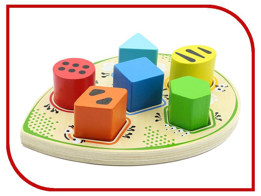 Игрушка Мир деревянных игрушек Жучок Д409 мир деревянных игрушек цирк