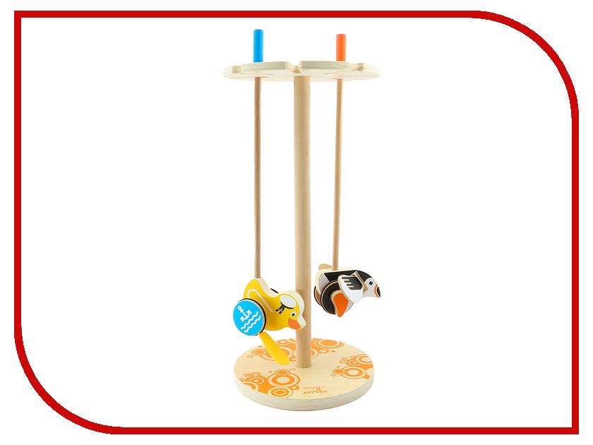 Игрушка Мир деревянных игрушек Подставка каталки Д426 каталки альтернатива башпласт слонёнок
