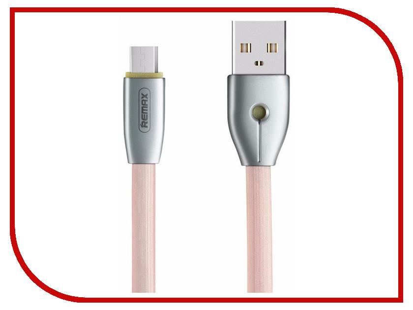 Аксессуар Remax Knight RC-043m USB - MicroUSB Silver