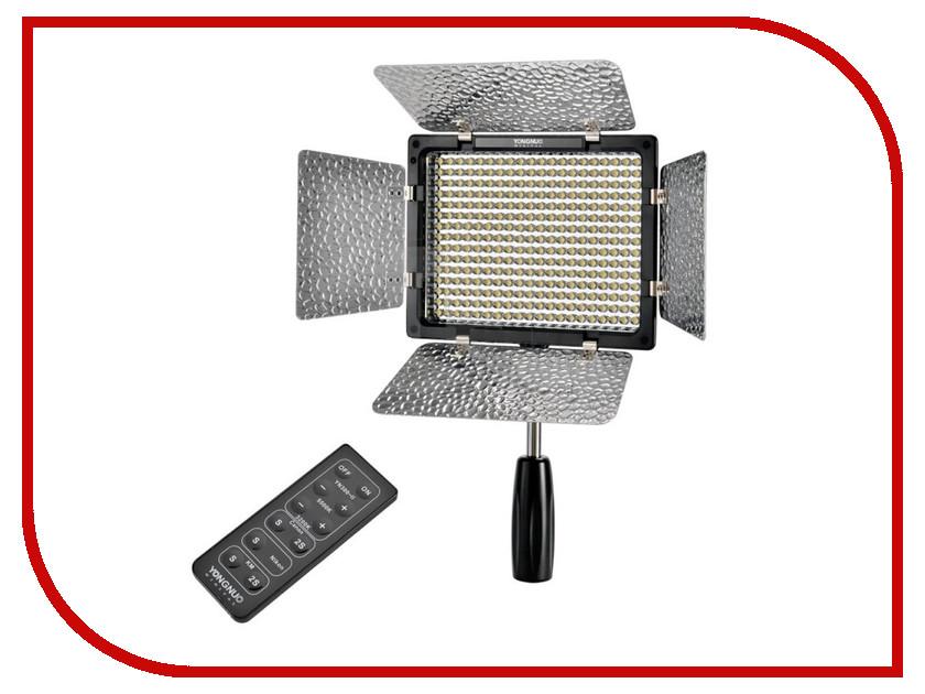 Накамерный свет YongNuo LED YN-300 III 3200-5500K YN300III3255 накамерный свет yongnuo led yn 160 iii 3200 5500k