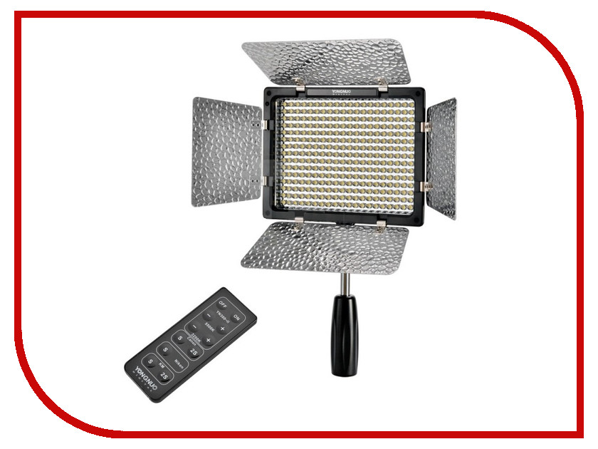 Накамерный свет YongNuo LED YN-300 III 3200-5500K YN300III3255 yongnuo rf605c wireless group flash trigger transceiver for canon dslr camera 2 pcs