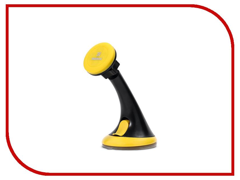 Держатель Remax RM-C09 Black-Yellow