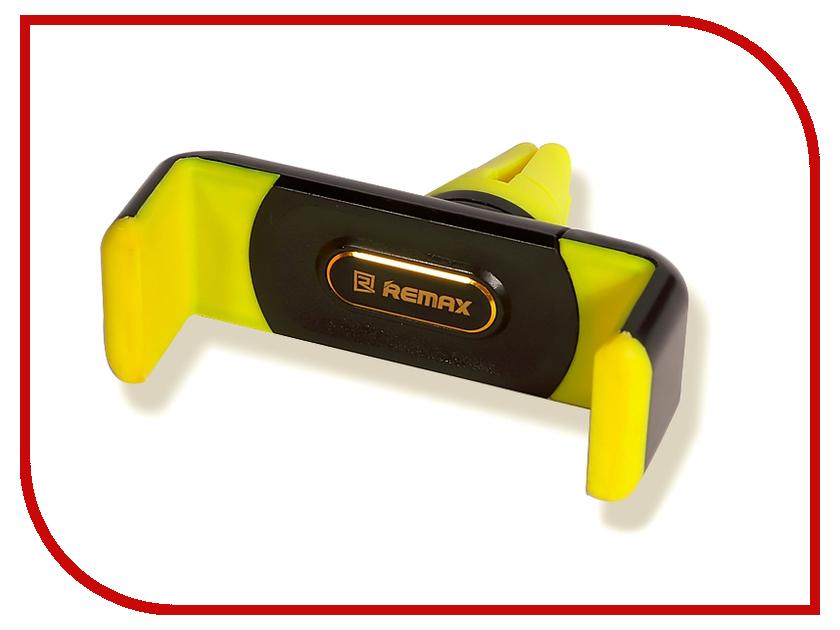 Держатель Remax RM-C01 Black-Yellow