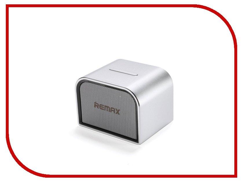 Колонка Remax M8 Mini Silver