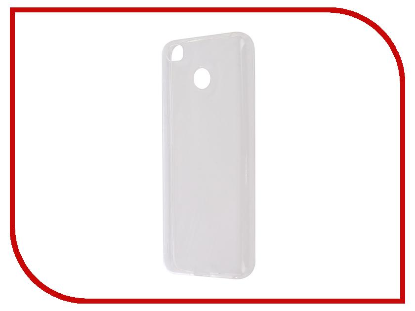 Аксессуар Чехол Xiaomi Redmi 4X SkinBox Slim Silicone Transparent T-S-XR4X-006 аксессуар чехол накладка xiaomi redmi 5 skinbox slim silicone transparent t s xr5 006