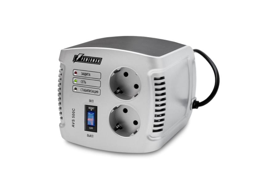 Стабилизатор PowerMan AVS 500 C