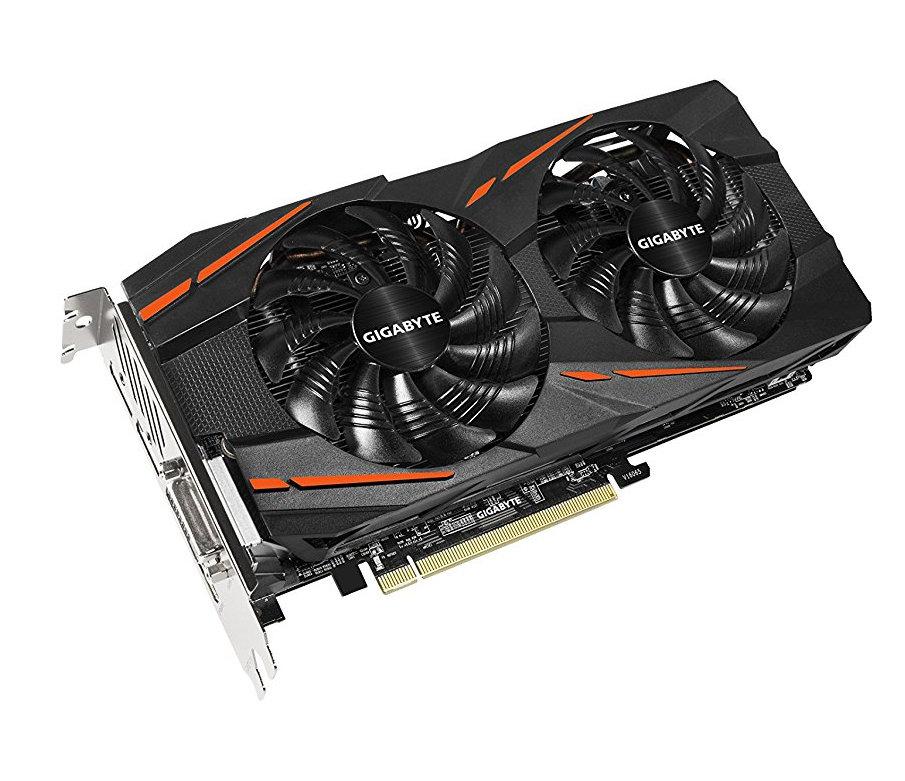 Видеокарта GigaByte Radeon RX 570 1244Mhz PCI-E 3.0 4096Mb 7000Mhz 256 bit DVI HDMI HDCP GV-RX570GAMING-4GD цена и фото
