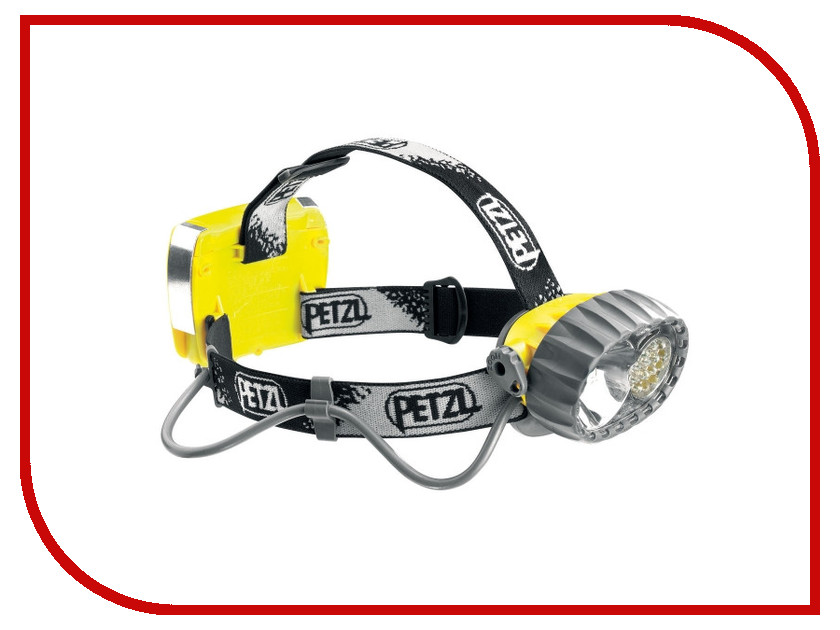 Фонарь Petzl Duo LED 14 E72 AC Yellow petzl stop sb