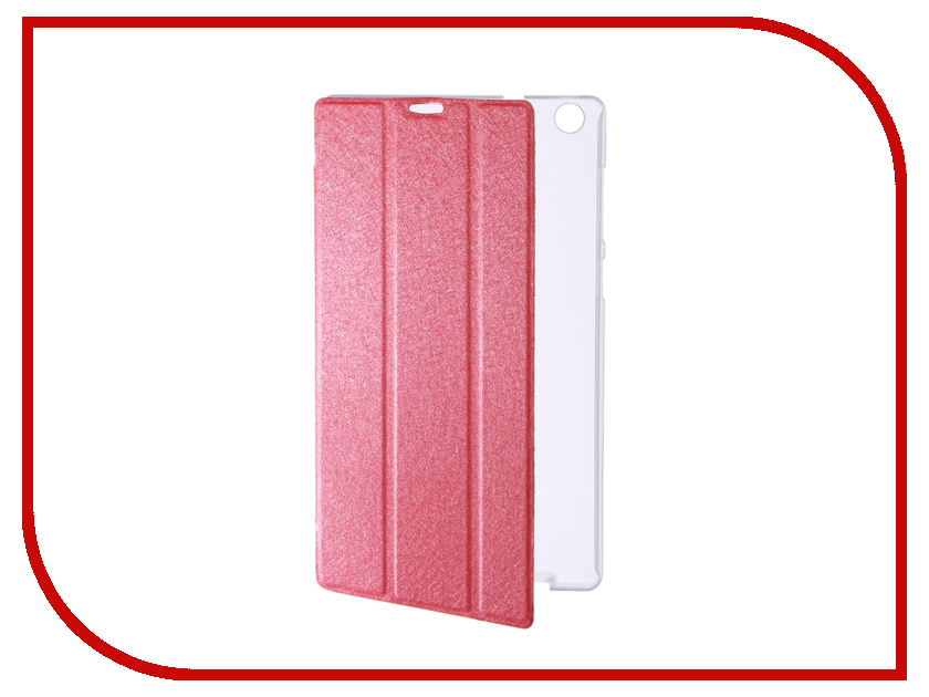 Аксессуар Чехол ASUS ZenPad C 7 Z170CG Cojess Trans Cover Red