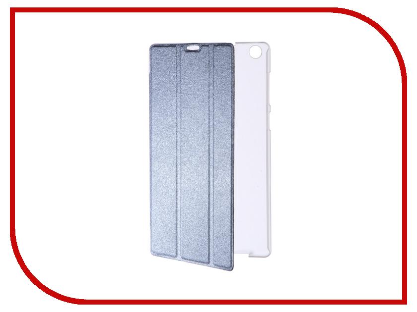 Аксессуар Чехол ASUS ZenPad C 7 Z170CG Cojess Trans Cover Blue