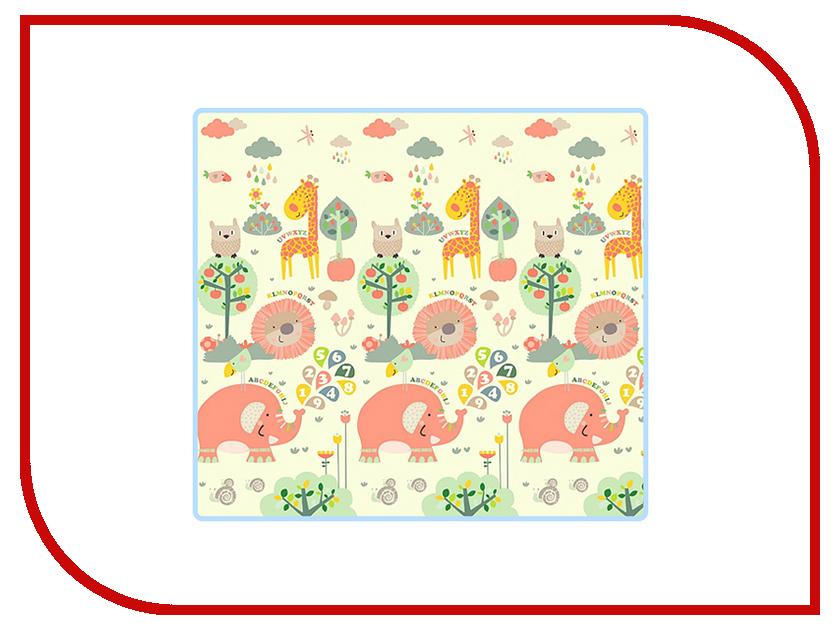 Развивающий коврик Mambobaby Мир животных 022ТМ