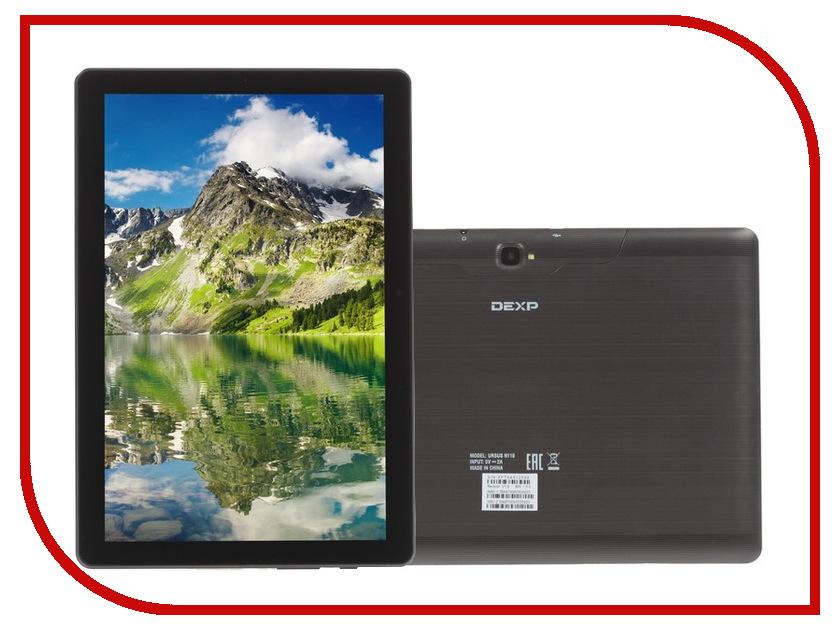 Планшет DEXP Ursus N110 8Gb 3G Black (Spreadtrum SC7731 1.3 GHz/1024Mb/8Gb/Wi-Fi/3G/Bluetooth/Cam/10.1/1280x800/Android)