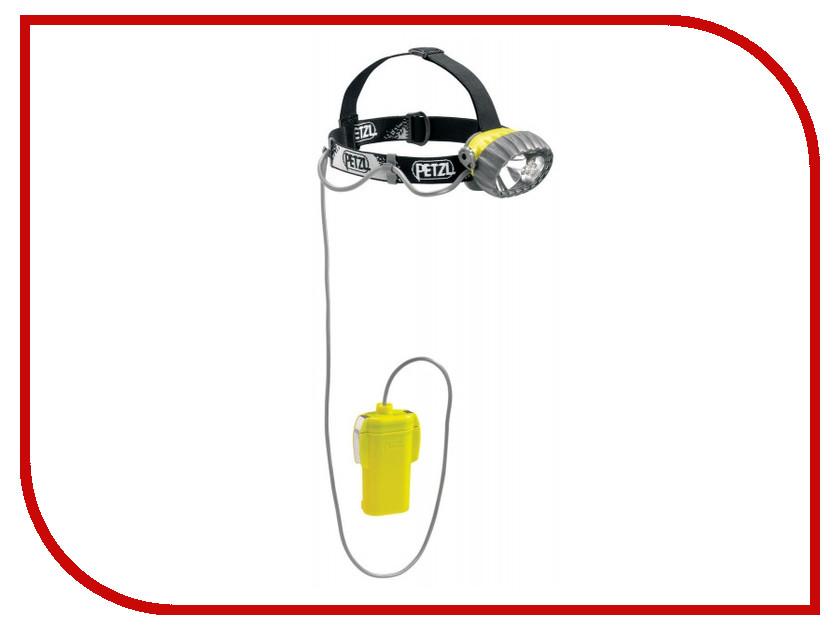 petzl id 11 5 13mm d200ln Фонарь Petzl Doubelt LED 5 E73 P Yellow