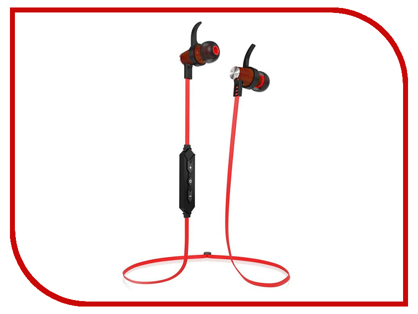 Symphonized XTC Wireless Red