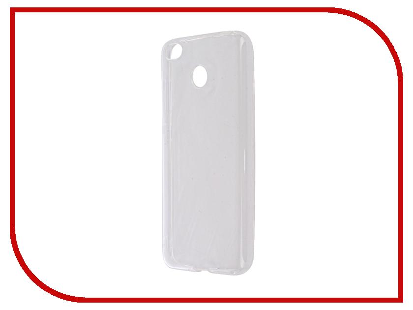 Аксессуар Чехол Xiaomi Redmi 4X DF xiCase-12 аксессуар чехол xiaomi redmi 4 onext silicone transparent 70500