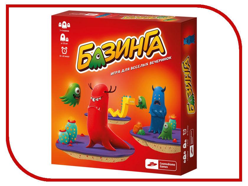 Настольная игра Cosmodrome Games Базинга 52009