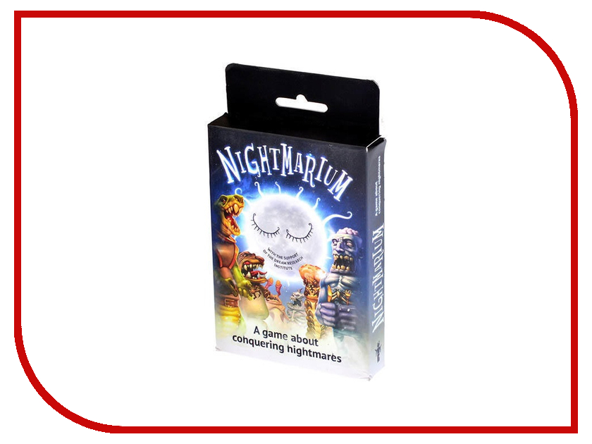 Настольная игра Magellan Nightmarium MAG03063<br>