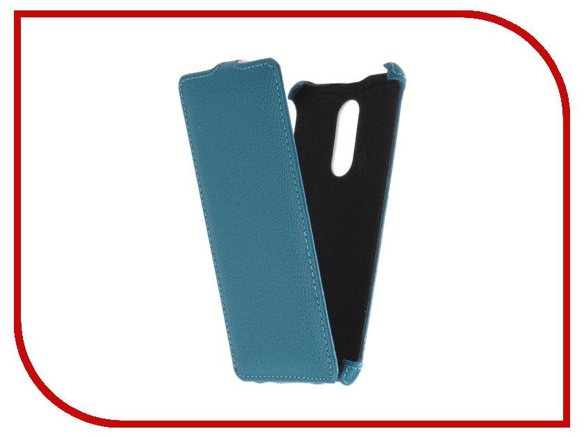 Аксессуар Чехол Xiaomi Redmi Note 4X Zibelino Classico Turquoise ZCL-XIA-NOT4X-TQS аксессуар чехол xiaomi redmi note 5a 16gb zibelino classico purple zcl xia not5a16 pur