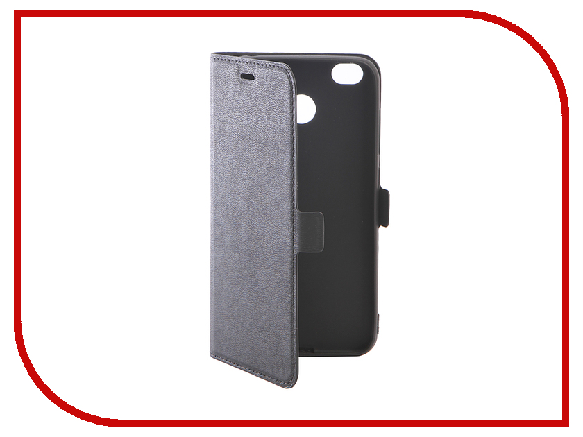 Аксессуар Чехол Xiaomi Redmi 4X DF xiFlip-12 защитный чехол для xiaomi redmi 4x