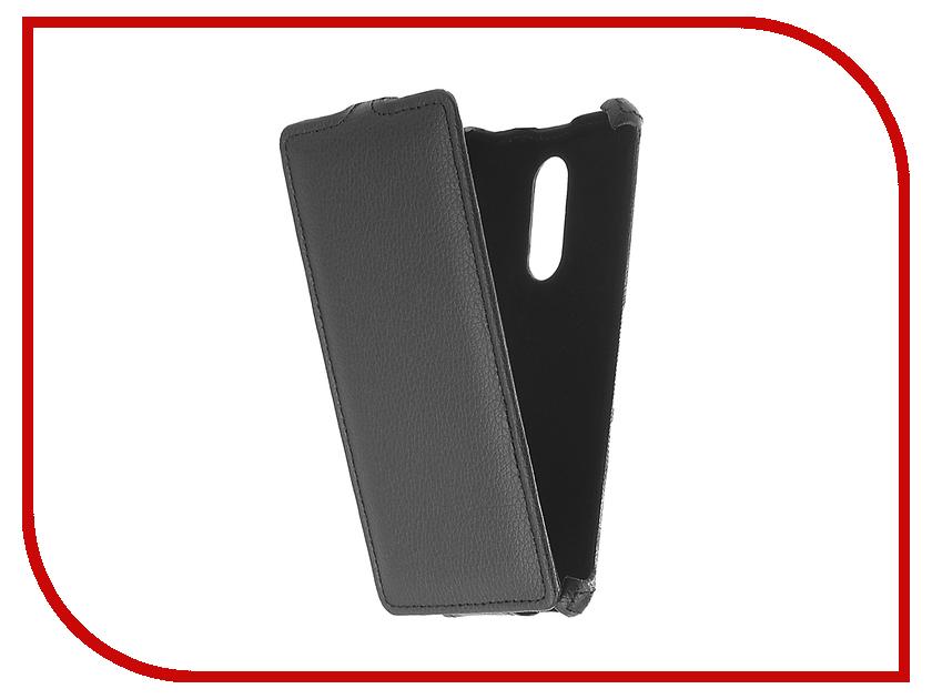 Аксессуар Чехол Xiaomi Redmi Note 4X Zibelino Classico Black ZCL-XIA-NOT4X-BLK аксессуар чехол prestigio muze k5 zibelino classico black zcl prst k5 blk