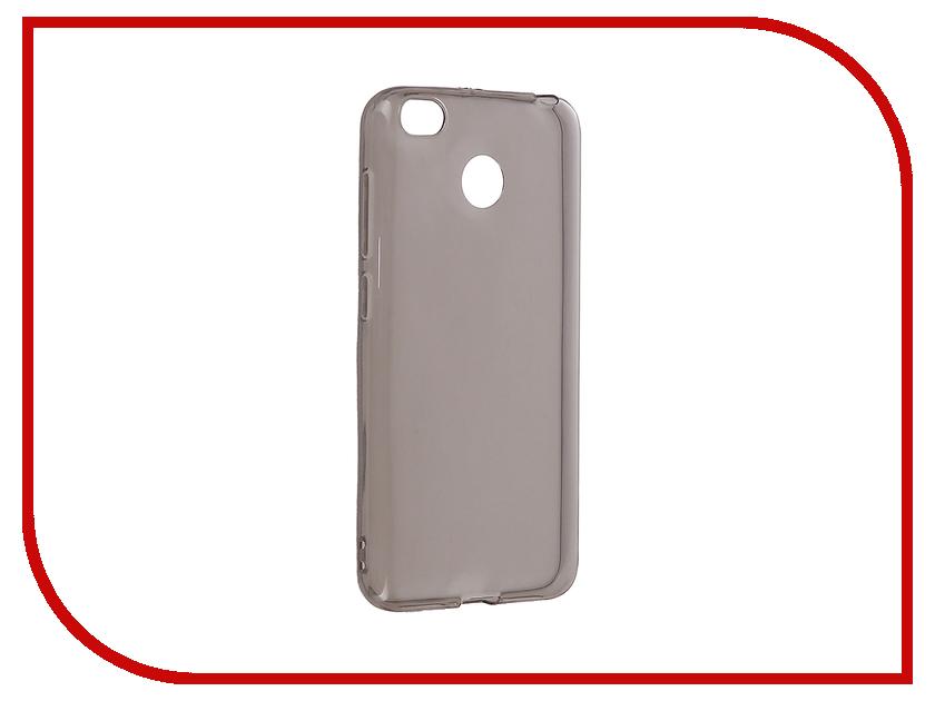 Аксессуар Чехол Xiaomi Redmi 4X Zibelino Ultra Thin Case Black ZUTC-XMI-RDM-4X-BLK аксессуар чехол xiaomi redmi 4x zibelino classico black zcl xia rdm 4x blk