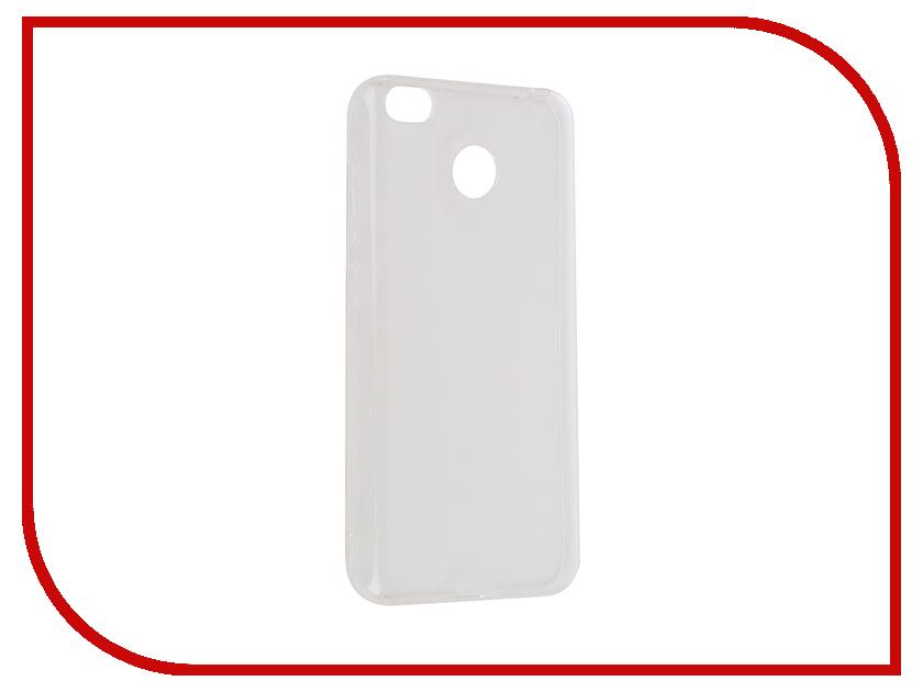 Аксессуар Чехол Xiaomi Redmi 4X Zibelino Ultra Thin Case White ZUTC-XMI-RDM-4X-WHT аксессуар чехол xiaomi redmi 4x zibelino classico black zcl xia rdm 4x blk
