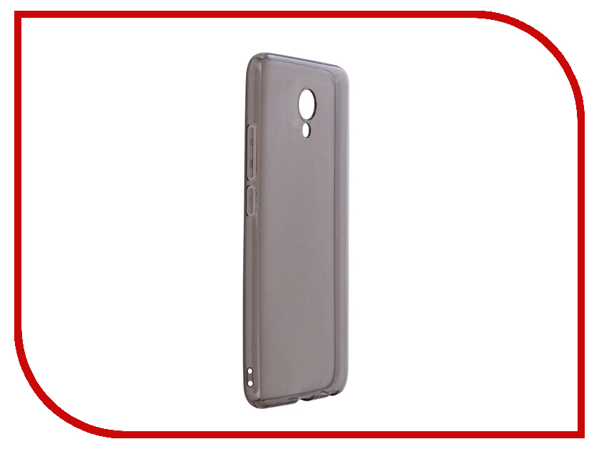 Аксессуар Чехол Meizu M5 Note Zibelino Ultra Thin Case Black ZUTC-MZU-M5-NOT-BLK аксессуар чехол lenovo vibe c a2020 zibelino classico black zcl len a2020 blk