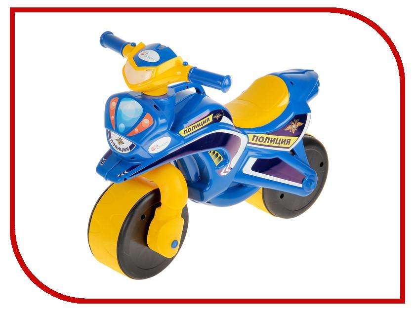 Беговел Doloni Мотобайк 138/570 Blue
