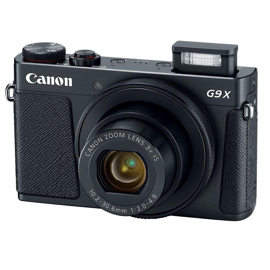 цена Фотоаппарат Canon PowerShot G9 X Mark II Black онлайн в 2017 году