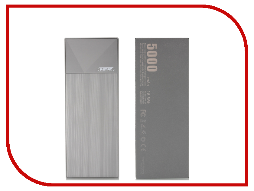Аккумулятор Remax Thoway RPP-54 Power Bank 5000mAh Tarnish<br>
