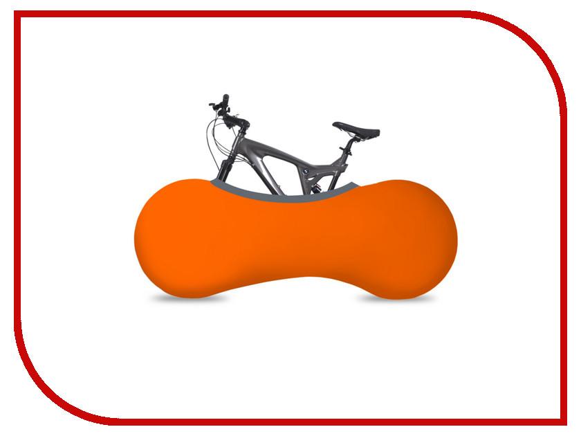 Велоносок Velosock Эконом S Orange