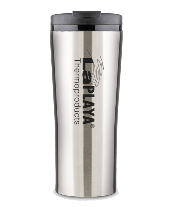 Термокружка La Playa Vacuum Travel Mug 400ml Stainless Steel 560080