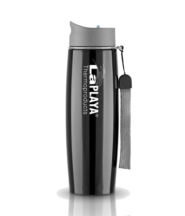Термокружка LaPlaya Thermo Mug SS Strap 500ml Black 560061
