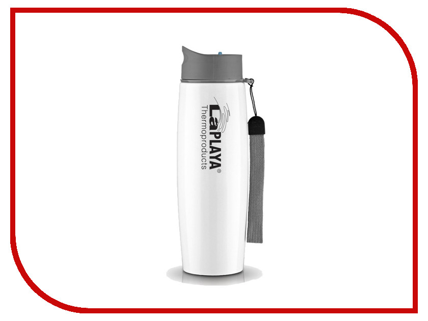 Термокружка La Playa Thermo Mug SS Strap 500ml White 560062