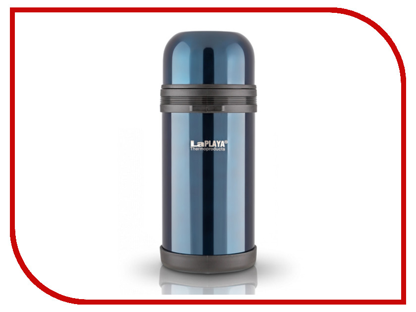 Термос La Playa Traditional 1.2L Blue 560045 warmapp la playa
