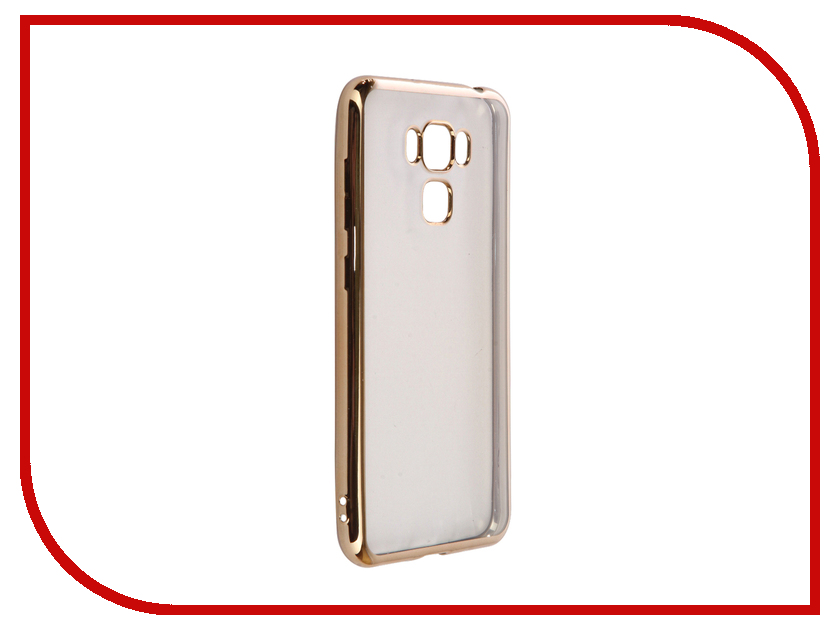 Аксессуар Чехол ASUS Zenfone 3 Max ZC553KL 5.5 Muvit Bling Gold MLBKC0181