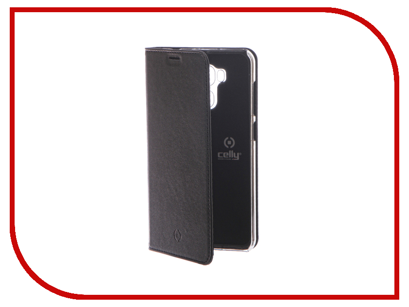 Аксессуар Чехол для ASUS ZenFone 3 Max ZC553KL 5.5 Celly Air Black AIR649BKCP аксессуар чехол celly air pelle для apple iphone 7 black airpelle800bk